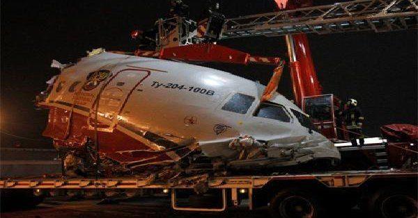 سقوط هواپیمای ترابری روسیه در سوریه ۳۲ کشته برجا گذاشت