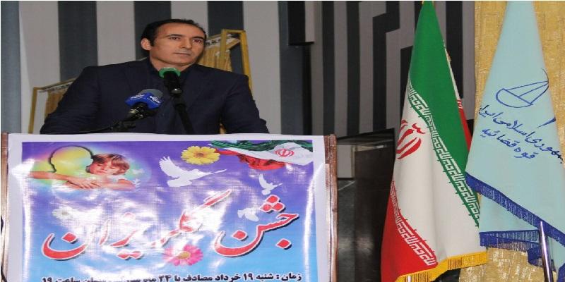 سخنرانی دکتر محمدی در جشن گلریزان