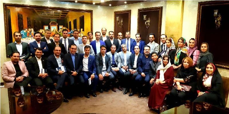 اعضای انجمن علمی آیین دادرسی دکتر محمدی