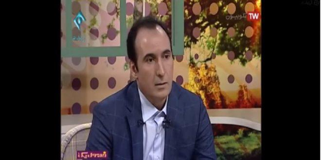 حضور دکتر محمدی در قسمت سوم برنامه فرمول یک